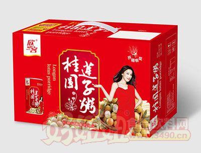 桂圆莲子粥手提箱