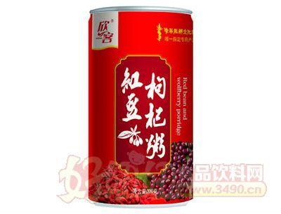 红豆枸杞粥320g