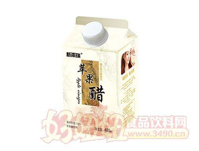新雨瑞苹果醋饮料480ml