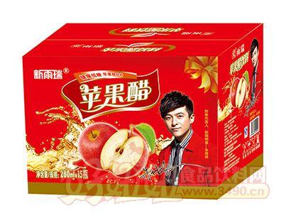 雨瑞苹果醋饮料280ml×15瓶