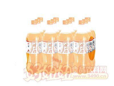雨瑞健之橙碳酸饮料1250mlx12瓶