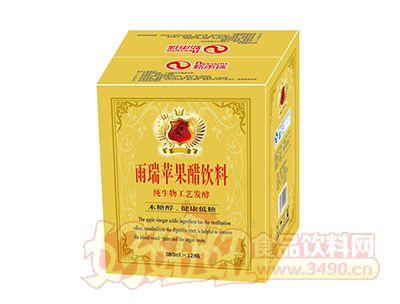 雨瑞苹果醋饮料380ml×12瓶