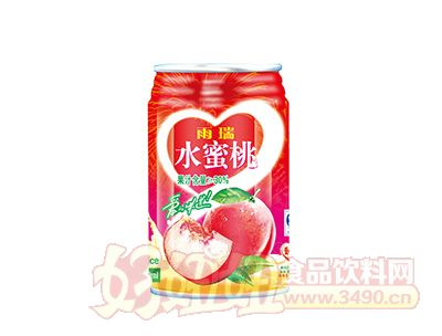 雨瑞水蜜桃果汁饮料320ml