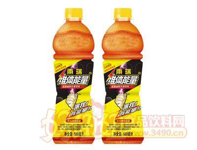 雨瑞维体能量饮料(瓜拉纳口味)580ml