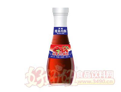 雨瑞维体均衡红枣炖枸杞果汁饮料360ml
