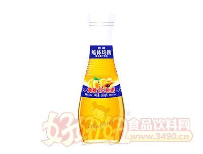 雨瑞维体均衡黄桃炖枇杷果汁饮料360ml