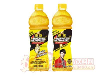 雨瑞维体能量饮料(玛咖口味)580ml