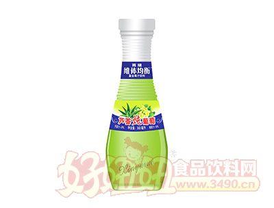 雨瑞维体均衡芦荟炖葡萄果汁饮料