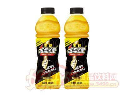 雨瑞维体能量饮料(玛咖口味)600ml