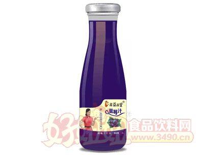 鑫益品堂蓝莓汁1.5L