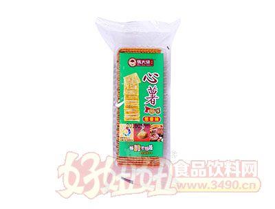 马大佬心薯恋葱香味饼干