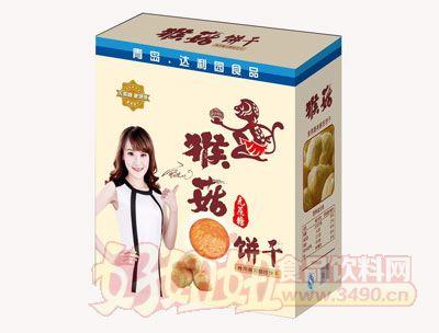 青岛达利园猴菇饼干(无蔗糖)