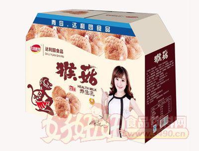 甄贵猴菇养生乳(无蔗糖)