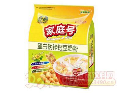 大地蛋白铁锌钙豆奶粉家庭号