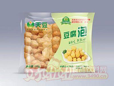天豆豆腐泡150g