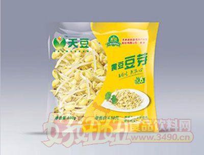 天豆黄豆豆芽400g