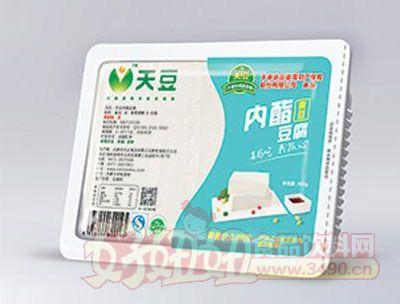 天豆内酯豆腐400g