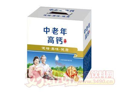 中老年高钙核桃奶