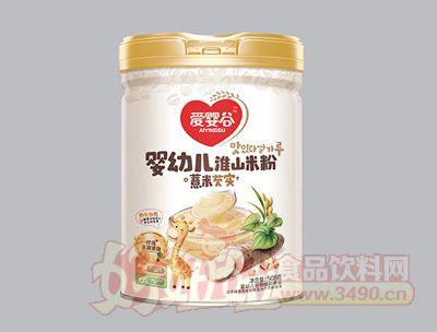 508克淮山米粉薏米芡实谷物辅助乐虎体育