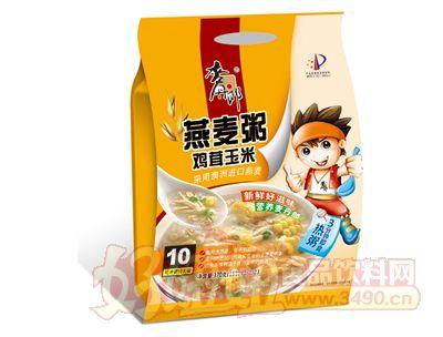 400克��丹郎燕��粥(�u茸玉米)