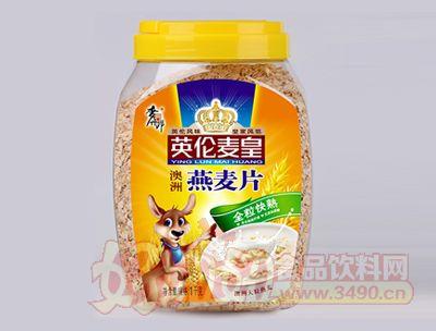 麦丹莱澳洲燕麦片(全粒快熟)