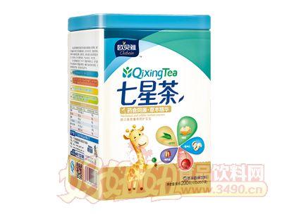 欧贝雅七星茶草本固体饮料