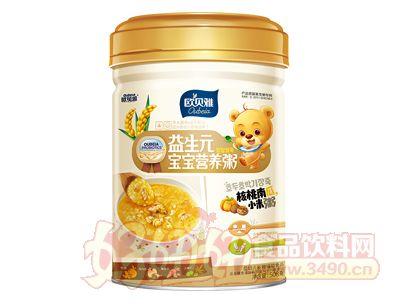 508克欧贝雅核桃南瓜小米粥
