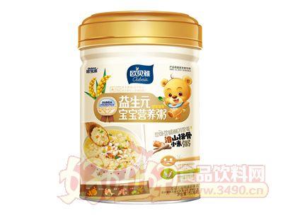 508克�W�雅淮山排骨小米粥