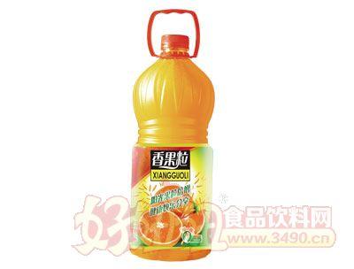 香果粒橙汁饮料2.58L