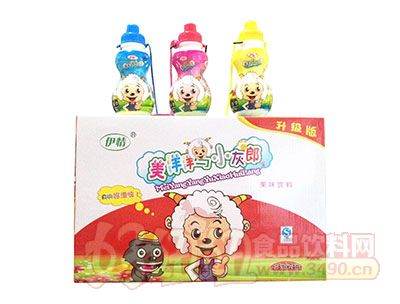 老厂产品-伊情喜洋洋与小灰狼果味饮料238ml×24瓶