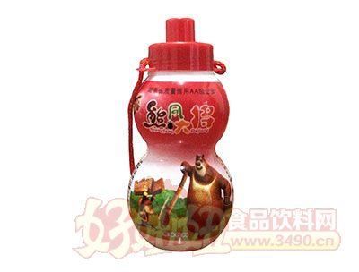 老厂产品-熊风大将果味饮料