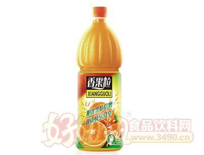 香果粒橙汁饮料1.25L
