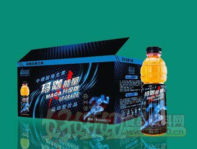 玛咖能量升级版运动型饮料