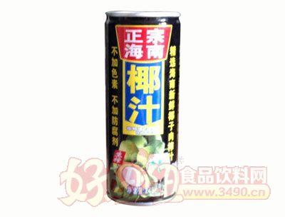 正宗海南椰汁245ml