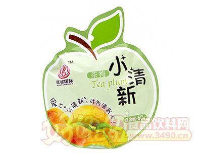旺宴国际小清新茶梅60克