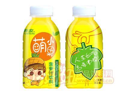 萌小果菠萝汁360ml
