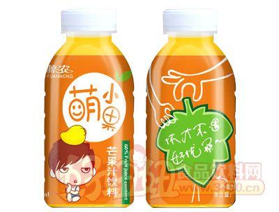 萌小果芒果汁360ml