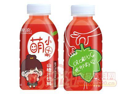 萌小果山楂汁360ml