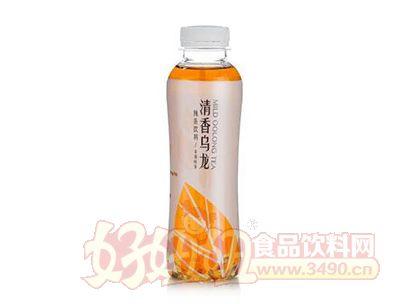 中茶牌清香乌龙茶饮料420ml