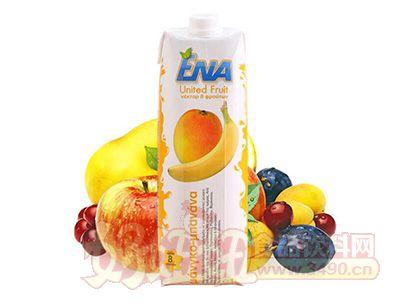 恩娜混合果汁