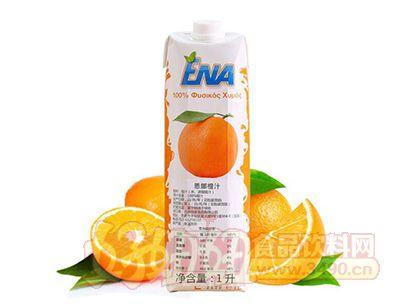 恩娜ENA牌橙汁