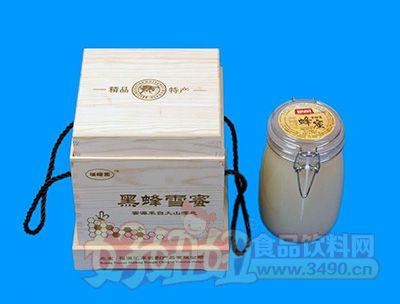 福绿园黑蜂雪蜜盒装