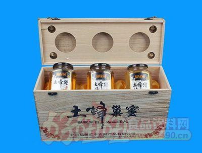 福绿园土蜂巢蜜盒装