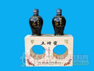 福绿园土蜂蜜箱装