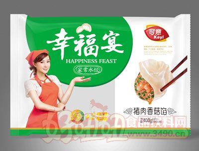 幸福宴猪肉香菇