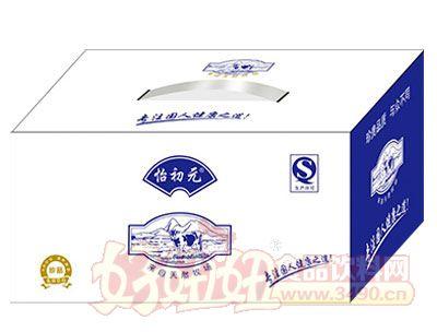 怡初元珍品礼盒250mlx12盒(蓝)