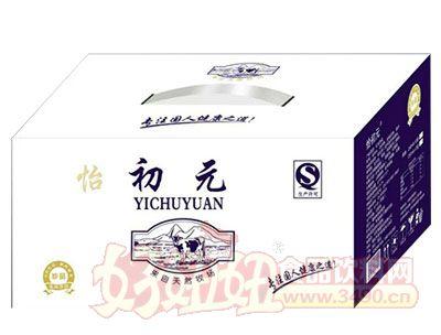 怡初元饮品250ml×12盒