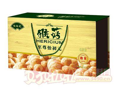 怡初元猴菇养生乳礼盒装250ml×12盒