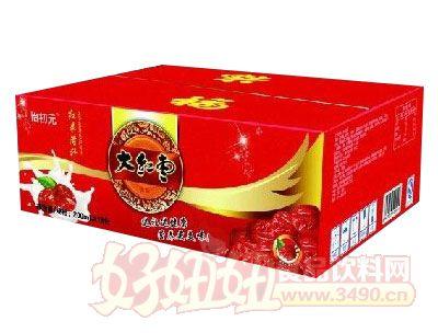 怡初元大红枣饮品箱装200ml×16袋