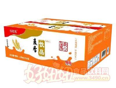 怡初元麦香饮品箱装200ml×16袋